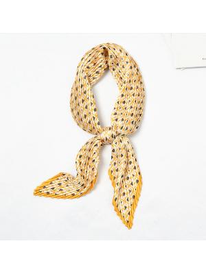 LILIAN- Γυναικείο μαντήλι πλισέ