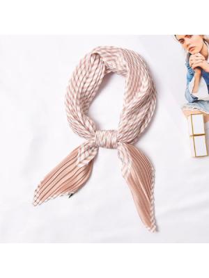 NIKI- Γυναικείο μαντήλι πλισέ