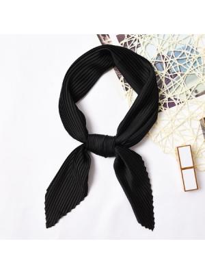 ANGELA- Γυναικείο μαντήλι πλισέ