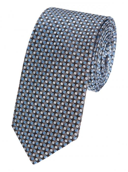 Mεταξωτες γραβατες EPIC 0064 Μπλε