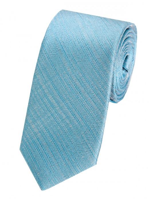 Γραβατες,Μεταξωτες γραβατες, Χειροποιητες γραβατες,EPIC 0437 Γραβάτα μεταξωτη μπλε τυρκουαζ