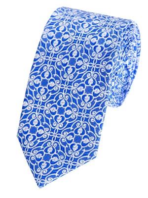 Γραβατες,Χειροποιητες γραβατες,Mεταξωτες γραβατες,EPIC 0389 μπλε Γραβάτα